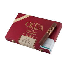 Oliva Serie V Maduro Double Robusto Box of 10